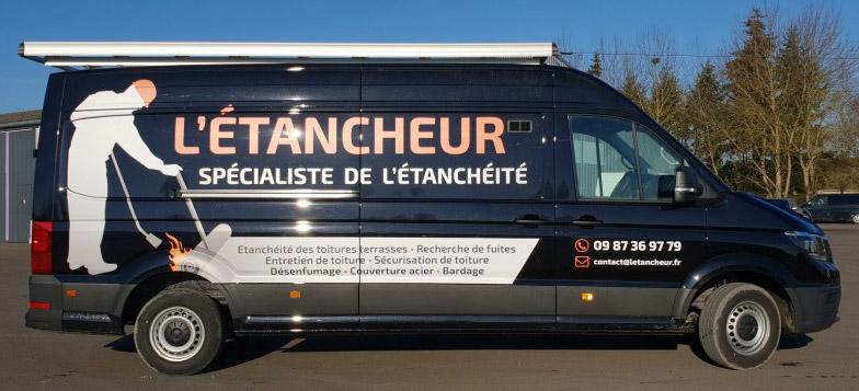 entreprise d'étanchéité en Eure-et-Loir